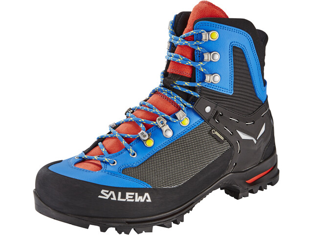Salewa Raven 2 GTX Shoes Men Mayan Blue/Papvero